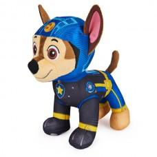 Мягкая игрушка щенок Гонщик в мотошлеме (20 см) Щенячий патруль Spin Master