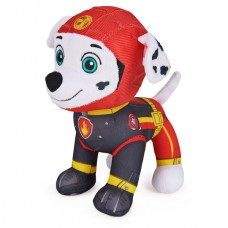 Мягкая игрушка щенок Маршал в мотошлеме (20 см) Щенячий патруль Spin Master