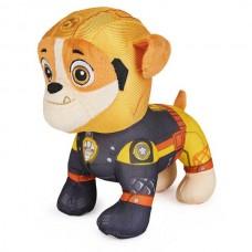М'яка іграшка щеня Кремез в мотошоломі (20 см) Щенячий патруль Spin Master