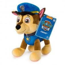 Мягкая игрушка щенок Гонщик (20 см) Щенячий патруль Spin Master