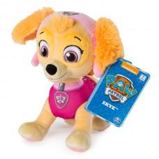Мягкая игрушка щенок Скай (20 см) Щенячий патруль Spin Master