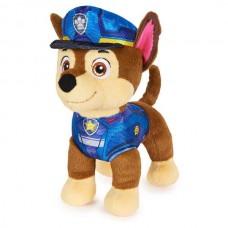 Мягкая игрушка щенок Гонщик (20 см) Щенячий патруль в кино Spin Master