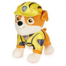 Мягкая игрушка щенок Крепыш (20 см) Щенячий патруль в кино Spin Master