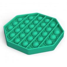 Pop It Антістрес іграшка Mono Octagon Mint Sibelly