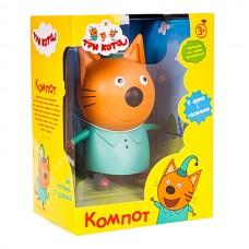 Іграшка Компот зі звуковим ефектом (16,8 см) Три кота