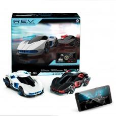 Машинки гоночные роботизированные R.E.V. WowWee