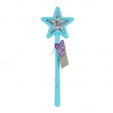 Чарівна паличка зі світловим і звуковим ефектом блакитного кольору