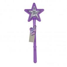 Чарівна паличка зі світловим і звуковим ефектом фіолетового кольору