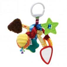 Развивающая игрушка для малышей Узелок Lamaze