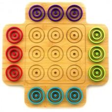 Настольная игра-головоломка Otrio де люкс Spin Master
