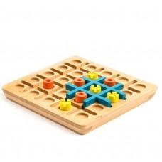 Настольная игра-головоломка Крестики-нолики Новая эра Spin Master