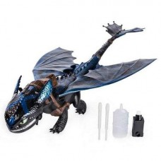Дракон Беззубик большой, что дышит огнем (50 см) Как приручить дракона Spin Master