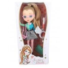 Стильная кукла с веснушками Дерби FRECKLE &FRIENDS