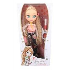 Стильная кукла с веснушками Квин FRECKLE &FRIENDS