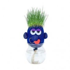 Трав'янчик іграшка Забавна мордочка фіолетова ORB Sprouti Palz