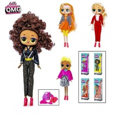 Кукла LoL LK1001-1 OMG в ассортименте (4 вида)