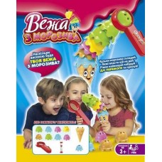 Настольная игра Башня из мороженого Kingso Toys