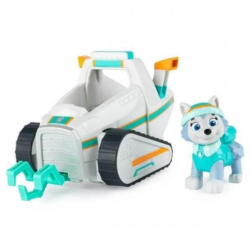 Автомобиль спасательный со щенком Эверест Щенячий патруль Spin Master