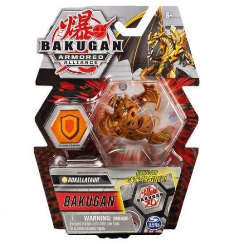 Бакуган Ауксилатаур Аурелус (Auxillataur) Bakugan Armored Alliance Spin Master