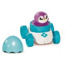 Развивающая игрушка Моя первая машинка с пингвином TOMY