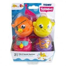 Игрушка для ванны Игривые цыплята TOMY