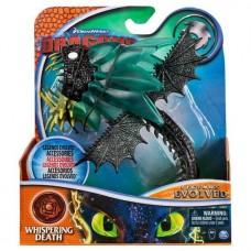 Дракон Шепот Смерти (18см) Как приручить дракона Spin Master