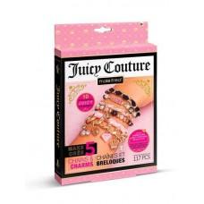 Набор для создания браслетов с кристаллами Swarovski Королевский шарм Juicy Couture