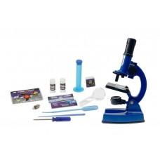 Микроскоп де-люкс в кейсе (с увеличением до 1200 раз) EASTCOLIGHT